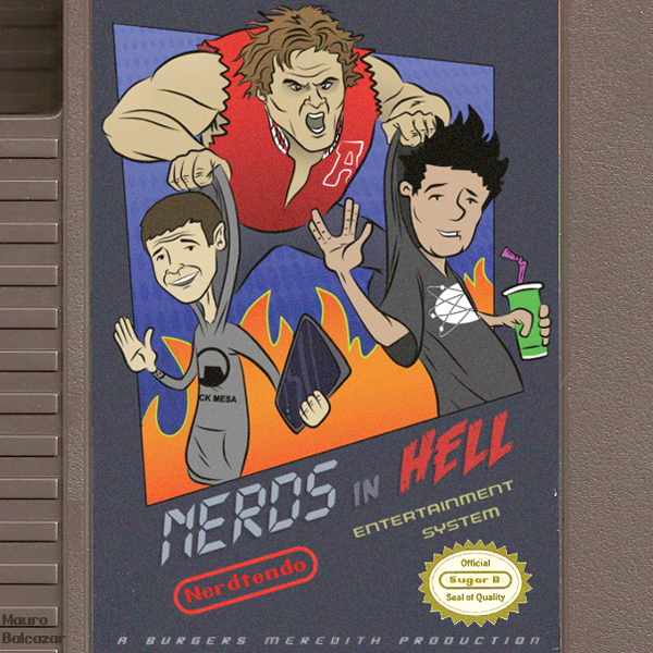 Nerds in Hell