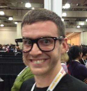 Jeff at Comic Con