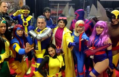X-men unite!