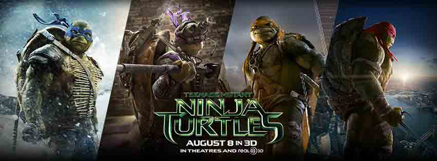 TMNT 2014 cover
